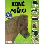 Koně a poníci - aktivity s nálepkami