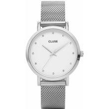Cluse PAVANE Silver STONES