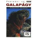 Galapágy 1. - 3. díl DVD