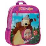 JOUMMABAGS Junior batoh Máša a Medvěd 28 cm