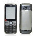 Kryt Nokia C5 šedý