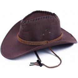 f0f74d8f863 Karnevalový kostým Rappa klobouk kovbojský dospělý
