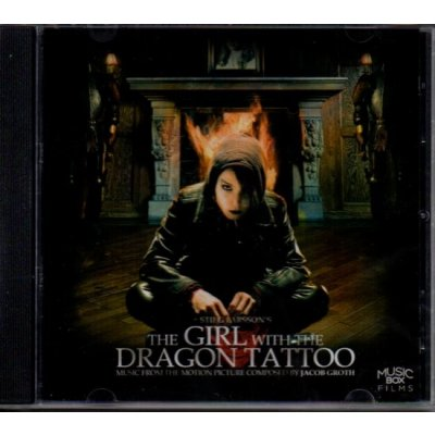 Jacob Groth - Girl With Dragon Tattoo: Music From Motion Picture CD