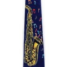 MG-372 kravata Saxofon
