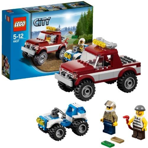 Lego City 4437 Policejní honička