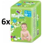 Magics Flexidry Junior 11-25 kg Megapack 96 ks