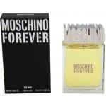 Moschino Forever EdT 4,5 ml + sprchový gel 25 ml + balzám po holení 25 ml dárková sada