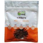 Mladý kokos Kokosové jerky oříškový karamel 40 g