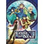 Z-Man Games Code of Nine