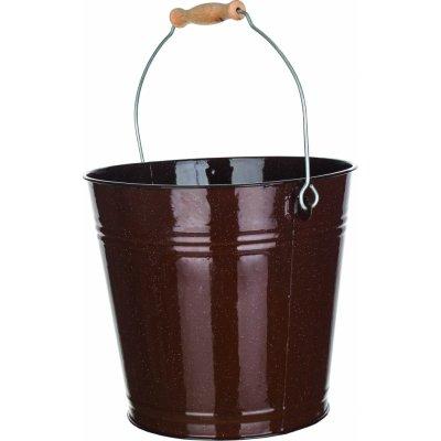 Banquet Smaltovaný kbelík béžový 10 l