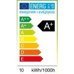 Evolve EcoLight LED žárovka 10W E27 A60-010T030WW-08