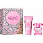 Versace Bright Crystal Absolu EdP 30 ml + tělové mléko 50 ml dárková sada