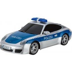 Carrera RC auto Porsche Police Heureka.cz