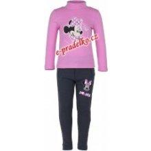 Dívčí souprava Disney Minnie růžová