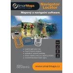 SmartMaps Locator: Podrobná mapa SR 1:10 000