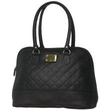 Elegantní prošívaná kabelka JBHB2513B černá