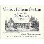 Vieux Chateau Certan AOC Pomerol červené 2014 0,7 l