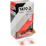 Yato YT-74510 SNR 33 dB 200 párů