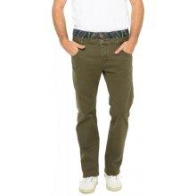 Desigual pánské kalhoty khaki