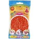 Zažehlovací korálky oranžové 1000ks Hama 207-04