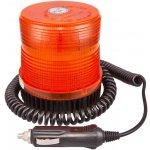 4CARS Výstražný stroboskopický maják oranžový 12 V