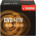 Imation DVD+RW 4,7GB 4x, jewel, 10ks (i19008)