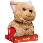 TM Toys plyšová SNUGGIEZ kočka GINGER