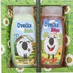 Bohemia Kids ovečka Šárka sprchový gel 250 ml + ovečka Štěpa šampon na vlasy 250 ml dárková sada