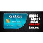 Grand Theft Auto Online Tiger Shark Cash Card 200,000$