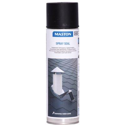 MASTON SPRAY SEAL tekutá těsnící hmota ve spreji 500ml černá