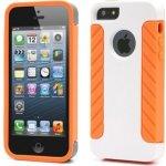 Pouzdro Incase ZAH5-1271 Apple iPhone 5/5S - Bílo/Oranžové