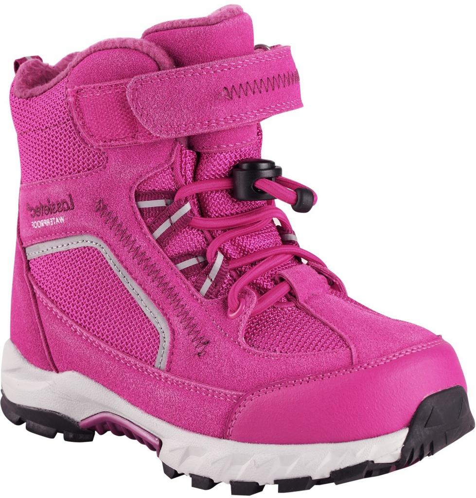 Filtrování nabídek Lassie Dívčí zimní boty Lassietec Carlisle - růžové -  Heureka.cz c3fbc18039