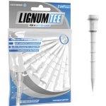 Lignum tee - 72 mm (12 ks) - bílé a barevné