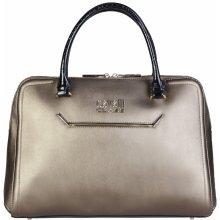 Cavalli Class dámská elegantní kabelka hnědá