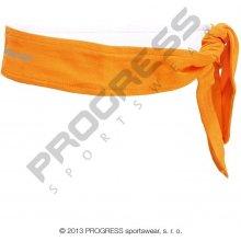 Progress Čelenka D CEL zavazovací oranžová