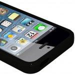 Pouzdro PROMATE iPhone 5s Amos černé