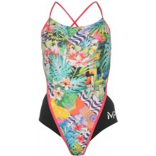 Aqua Sphere Michael Phelps Rio Open Back Swimsuit Ladies Florez