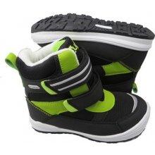 Bugga B082 zimní obuv s membránou