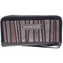 Dogsbybeluchi dámská peněženka 25329-8 metalico