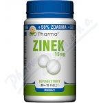 Bio-Pharma Zinek 15mg 45 tablet