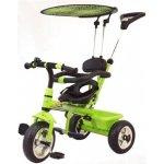 BABY MIX tříkolka green