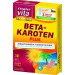 MaxiVita Premium Beta-karoten plus 30 tablet