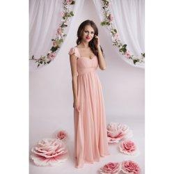 Eva   Lola společenské šaty Ava růžová od 1 690 Kč - Heureka.cz 0cdf4d5181