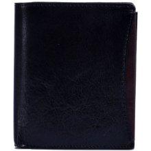 Kožená peněženka 01 2304 01 Genevian černá