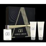 Giorgio Armani Acqua di Gio Pour Homme EdT 50 ml + balzám po holení 75 ml + sprchový gel 75 ml dárková sada
