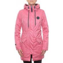 Funstorm dámský kabát Driana zimní Light růžová f5a1d1bec3d