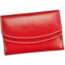 Lorenti Dámská kožená peněženka RD 14 BAL červená