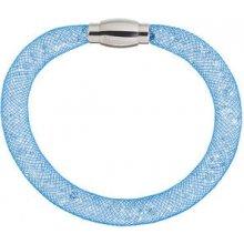 Náramek Preciosa třpytivý Scarlette modrý 7251 58