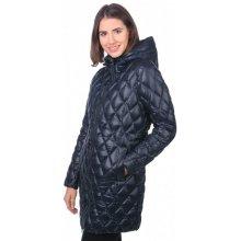 Geox dámský péřový kabát tmavě modrá