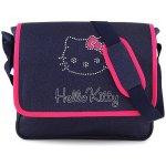 Target taška Hello Kitty tmavě modrý jeans